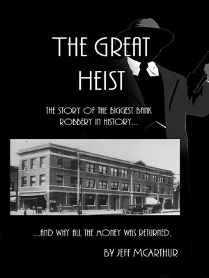 cover image of The Great Heist