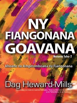 cover image of Ny Fiangonana Goavana (Natonta faha-2)