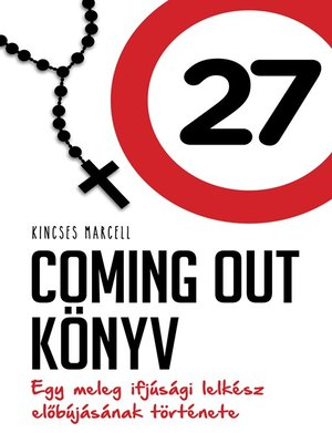 cover image of Coming Out Könyv