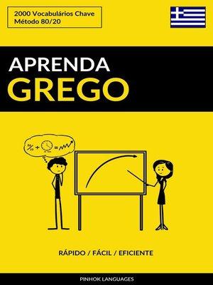 cover image of Aprenda Grego