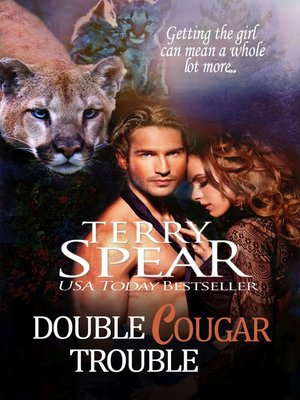 cover image of Double Cougar Trouble