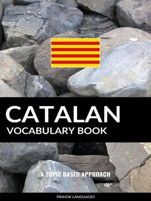 cover image of Catalan Vocabulary Book