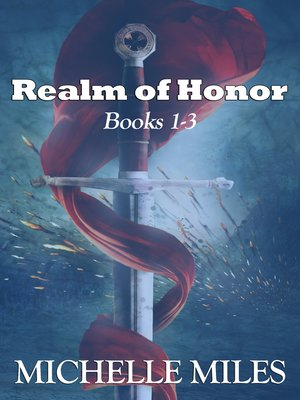 cover image of Realm of Honor Books 1-3