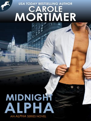 cover image of Midnight Alpha (Alpha 4)