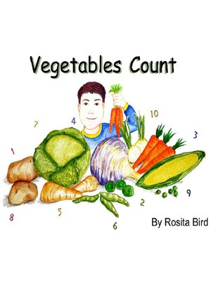 cover image of Vegetables Count