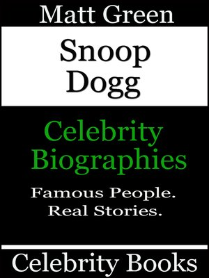 cover image of Snoop Dogg