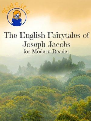 cover image of The English Fairy Tales of Joseph Jacobs for Modern Reader (Translated)
