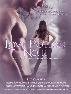 cover image of Love Potion No. 11