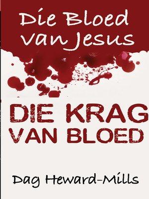 cover image of Die krag van bloed