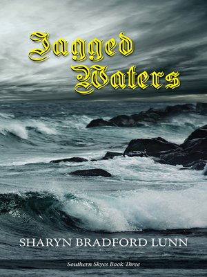 cover image of Jagged Waters