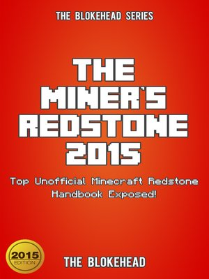 cover image of The Miner's Redstone 2015