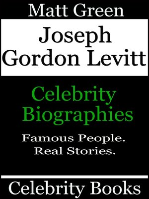 cover image of Joseph Gordon Levitt