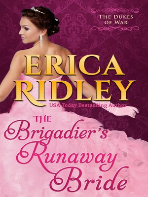cover image of The Brigadier's Runaway Bride