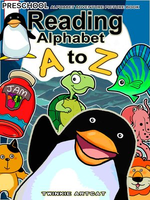 cover image of Reading Alphabet a to Z