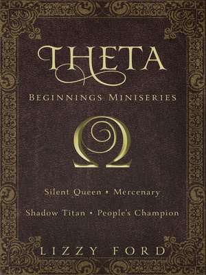cover image of Theta Beginnings Miniseries