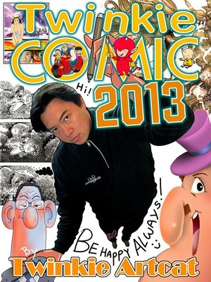 cover image of Twinkie Comic 2013