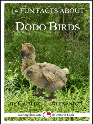 cover image of 14 Fun Facts About Dodo Birds
