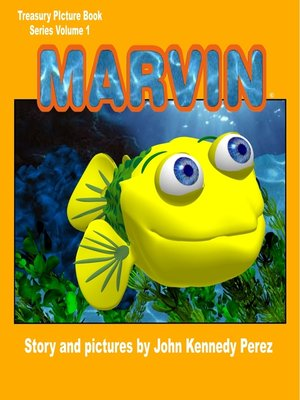 cover image of Marvin