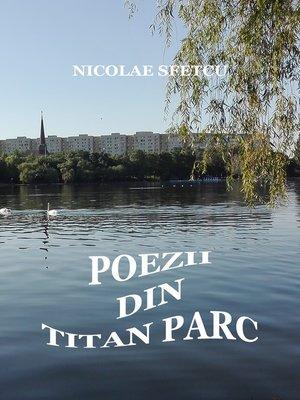 cover image of Poezii din Titan Parc
