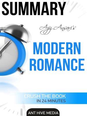 modern romance by aziz ansari ebook torrent