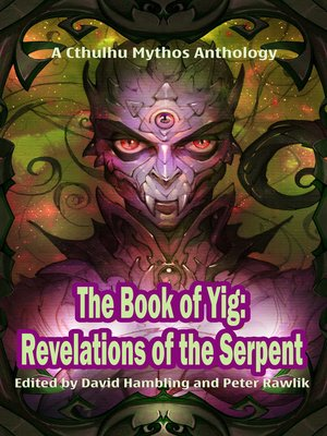 cover image of The Book of Yig