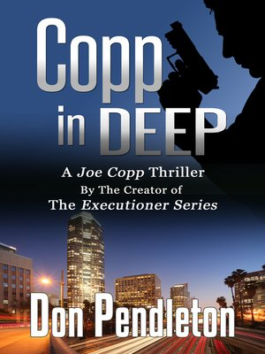 cover image of Copp In Deep, a Joe Copp Thriller
