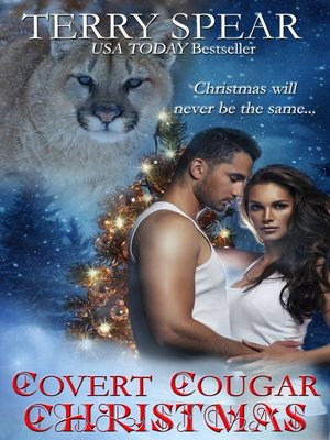 cover image of Covert Cougar Christmas