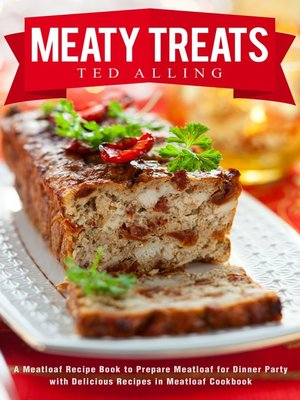 cover image of Meaty Treats