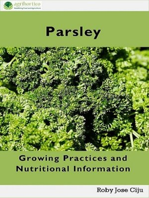 cover image of Parsley