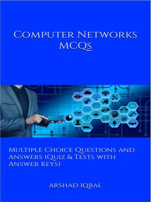 cover image of Computer Networks Multiple Choice Questions and Answers (MCQs)