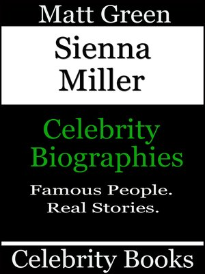 cover image of Sienna Miller