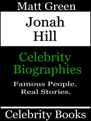 cover image of Jonah Hill