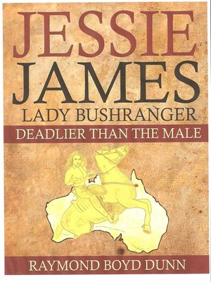 cover image of Jessie James