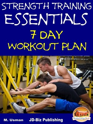 cover image of Strength Training Essentials