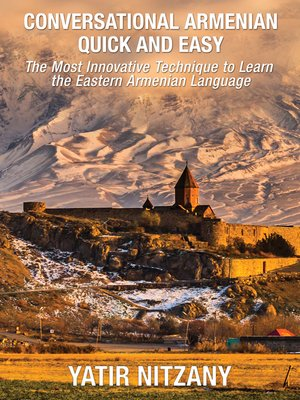 cover image of Conversational Armenian Quick and Easy