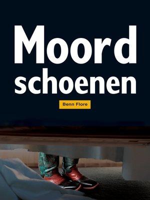 cover image of Moordschoenen
