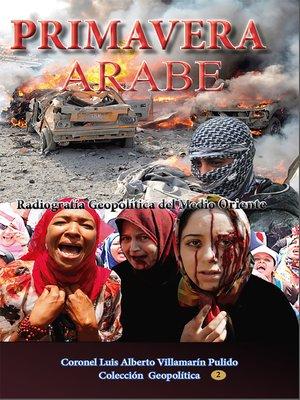 cover image of Primavera Árabe