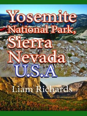cover image of Yosemite National Park, Sierra Nevada. U.S.A