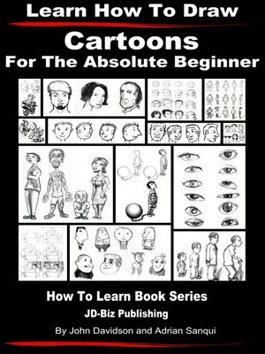 cover image of Learn How to Draw Cartoons