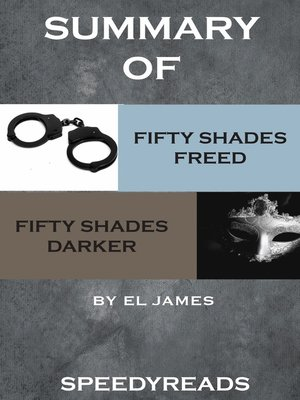 cover image of Summary of Fifty Shades Freed and Fifty Shades Darker Boxset