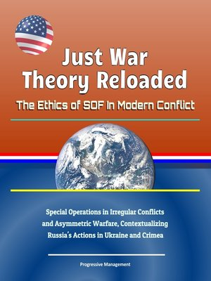 cover image of Just War Theory Reloaded