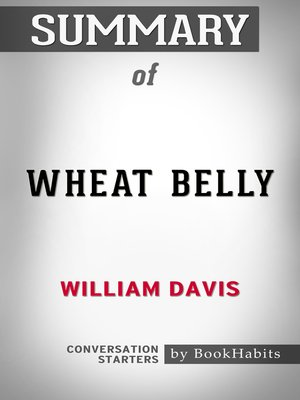 cover image of Summary of Wheat Belly