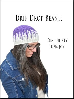 cover image of Drip Drop Beanie