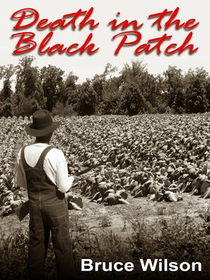 cover image of Death in the Black Patch