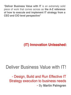 cover image of (IT) Innovation Unleashed