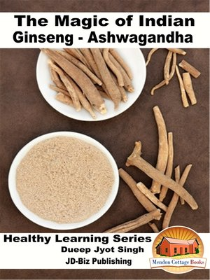 cover image of The Magic of Indian Ginseng