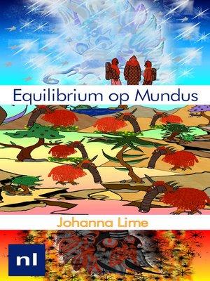 cover image of Equilibrium op Mundus