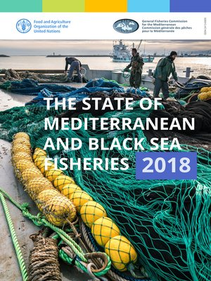 cover image of The State of Mediterranean and Black Sea Fisheries 2018