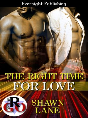 cover image of The Right Time for Love