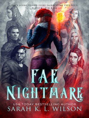 cover image of Fae Nightmare